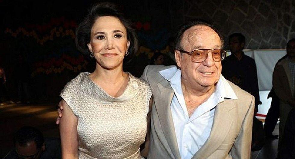 Florinda Meza dice que promoverá las obras de teatro que dejó Chespirito