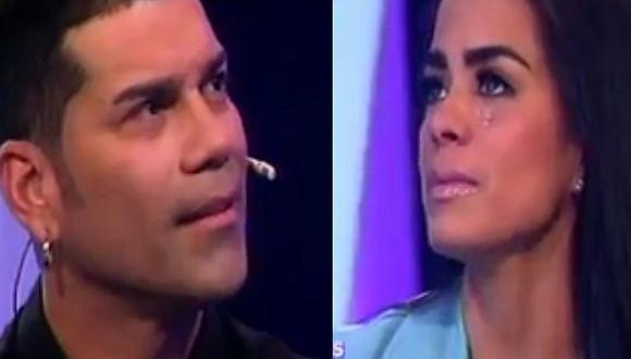 Tomate Barraza le pide ayuda a Lady Guillén para reconciliarse con Vanessa López (VIDEO)