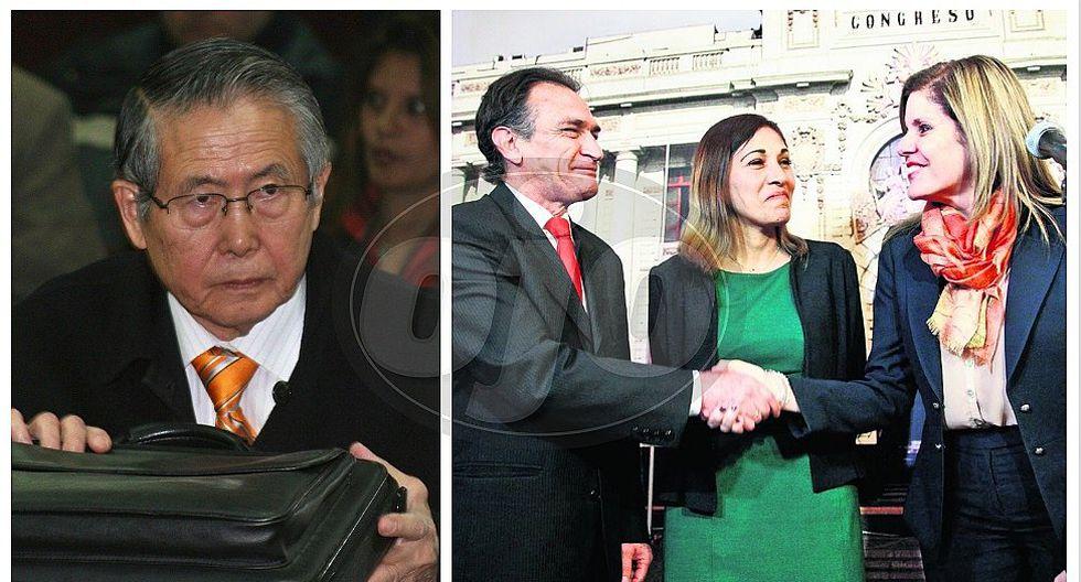 Alberto Fujimori: Mercedes Aráoz y Peruanos Por el Kambio de acuerdo con indulto a expresidente