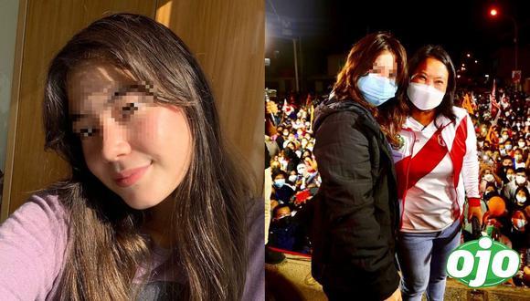 La hija mayor de Keiko Fujimori hizo pública su cuenta de Instagram, donde ya tiene más de 50 mil seguidores. Fotos: Instagram Kyara Villanella   Instagram Keiko Fujimori