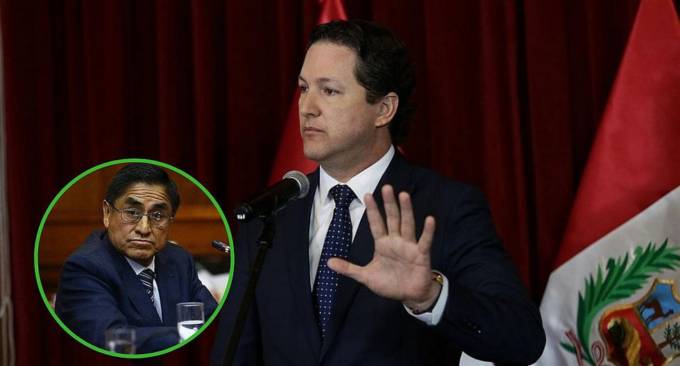 Daniel Salaverry pregunta por quiénes tienen miedo por regreso de César Hinostroza al país (VIDEO)
