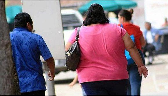 Más de 5 millones de mujeres peruanas son obesas