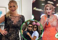 Reinas del Show: Usuarios piden que cancelen el programa tras ampay de Melissa Paredes