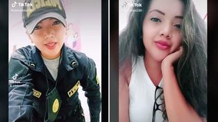 Conoce a la joven policía que promete destronar a Jossmery Toledo
