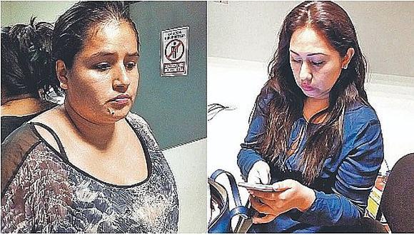 'Culisueltas' caen en acción mientras robaban en centro comercial de Santa Anita