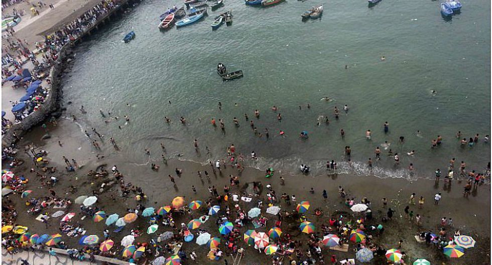 Semana Santa: prohíben beber en playas de Ancón