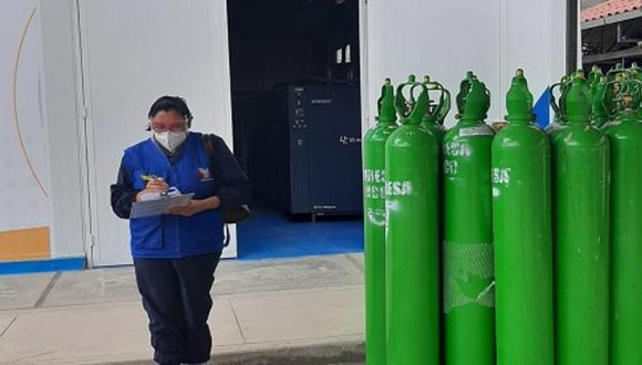 Huánuco:  las autoridades del nosocomio informaron que se habilitarán 25 camas adicionales con oxígeno. (Foto: Defensoría del Pueblo)