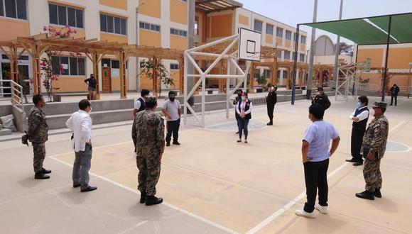 Autoridades ultiman detalles para realización de operación Tayta (Foto: Municipalidad Ferreñafe).