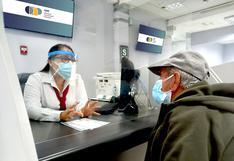 ONP: Jubilados podrán cobrar pensión especial el 18 de noviembre