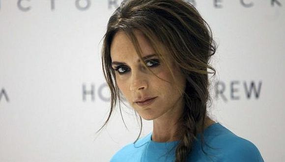 Victoria Beckham gasta 1300 euros en cosméticos