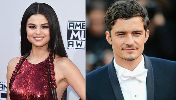 ¿Selena Gomez y Orlando Bloom fueron captados besándose? [FOTOS]