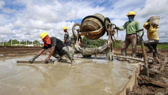 Cajamarca: el monitoreo de la ejecución física y financiera de dichas obras estará a cargo del Programa Mejoramiento Integral de Barrios. (Foto: Andina)