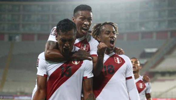 La selección peruana marcha en el puesto 27 del ranking FIFA. (Foto: FPF)
