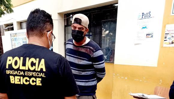El agresor extranjero fue detenido a las pocas horas con el arma usada en el ataque.