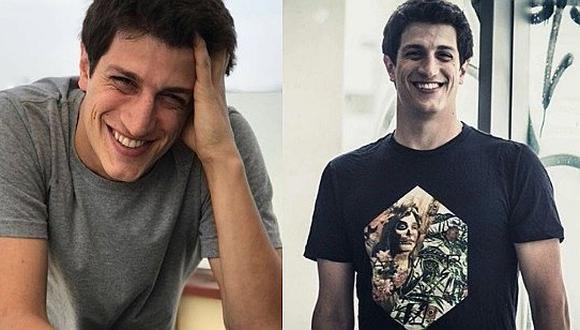 Stefano Tosso se hace radical cambio de look para Torbellino (FOTOS)