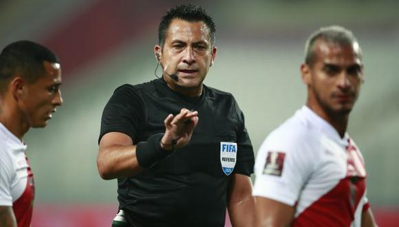 Julio Bascuñán ha sido considerado para la Copa América. (Foto: AFP)