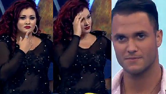 Esto es Guerra: Michelle Soifer soltó veneno contra Fabio, ¡pero él le da tremenda respuesta! (VIDEO)