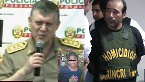 PNP separa a dos policías por el caso de la niña asesinada en SJL