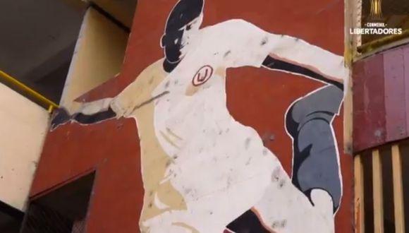 CONMEBOL hizo video para presentar a Lolo Fernández. (Captura)