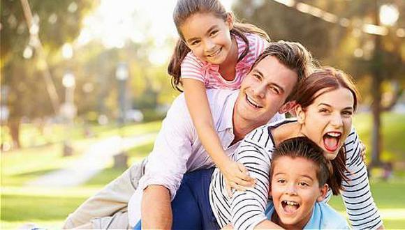 Reconozca las fortalezas de sus familia