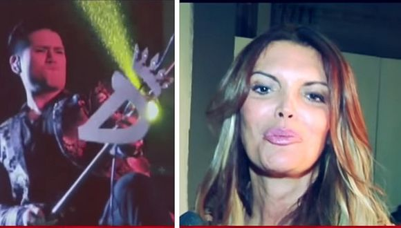 Deyvis Orosco desmiente a su suegra Jessica Newton sobre romance con Cassandra Sánchez (VIDEO)