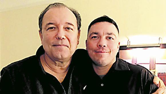 Rubén Blades reconoce a su hijo tras 39 años