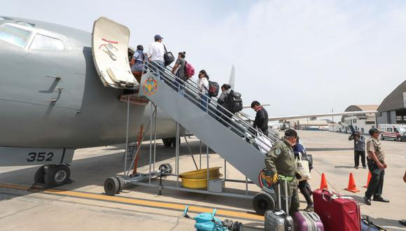 El Ministerio de Salud y el Ministerio de Transportes han establecido un protocolo que debe ser cumplido por viajeros nacionales y extranjeros. (Foto: Andina)