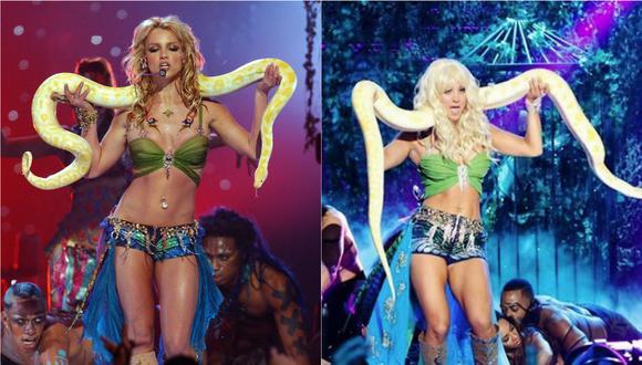 Kaley Cuoco se transforma en Britney Spears y sorprende a todos [FOTOS Y VIDEO]