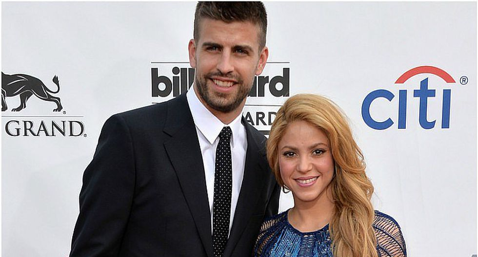 Piqué disfruta con Shakira y sus hijos en Nueva York