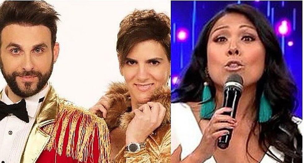 """Tula Rodríguez está lista para enfrentar a programa de 'Peluchín': """"Nosotros salimos a matar"""""""