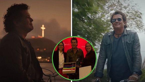 """PromPerú pagó un millón de dólares por videoclip """"Mañana"""" de Carlos Vives grabado en Perú"""