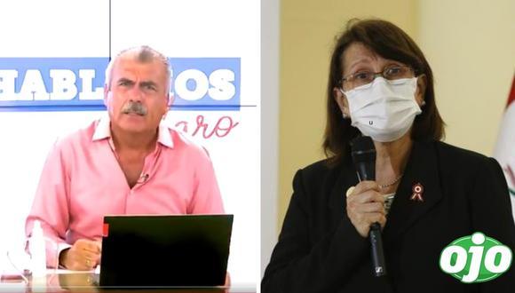 Foto: (Captura de Pantalla/ Exitosa TV)