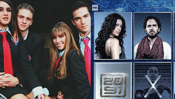 Conoce al ex integrante de RBD que participa en serie de ciencia ficción