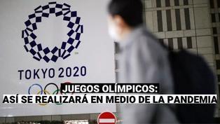 Tokio 2020: Juegos Olímpicos se celebrarán con estrictos protocolos sanitarios