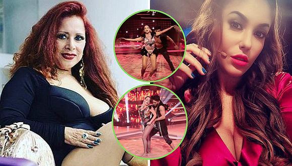 "Monique Pardo arremete contra Tilsa Lozano: ""Gisela, están ensuciando tu programa"""