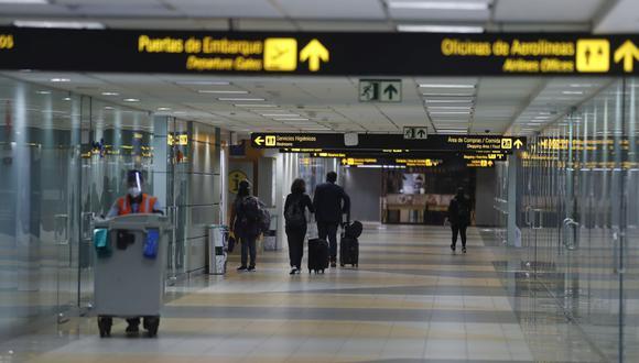 El sector Salud pidió a la ciudadanía que viajes sean solo por emergencia. (Foto: Hugo Pérez / GEC)