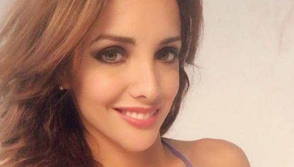¡Qué sacrificio! Rosángela Espinoza comparte doloroso video en redes
