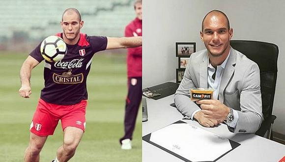 Adrián Zela: futbolista de selección y gemólogo exitoso [FOTOS]