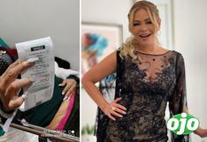 """Monique Pardo destruye a Gisela Valcárcel: """"Pago mis facturas de las heridas que ella me hizo"""""""