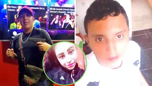 Asesinan a mototaxista en Comas y sospechan del hermano de la enamorada   VIDEO