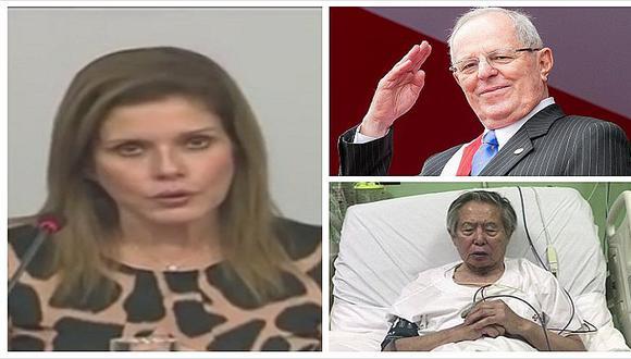 """Mercedes Aráoz tras indulto a Alberto Fujimori: """"Fue una decisión absoluta de PPK"""""""