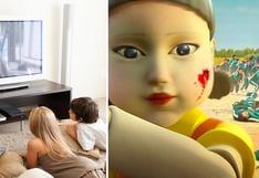 Los juegos del calamar: ¿Qué genera en los niños ver violencia en las ficción?