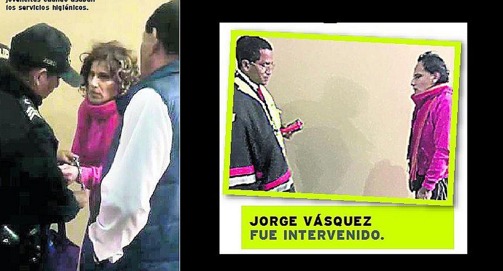 Surco: sujeto se disfrazaba de mujer para grabar partes íntimas de víctimas