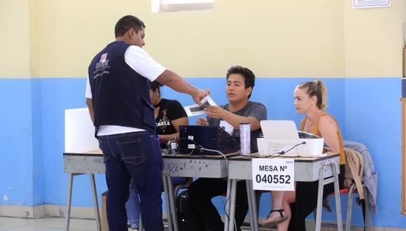 El 11 de abril se celebrará las Elecciones generales, donde más de 25 millones de peruanos elegirán a las nuevas autoridades (Foto: Andina)