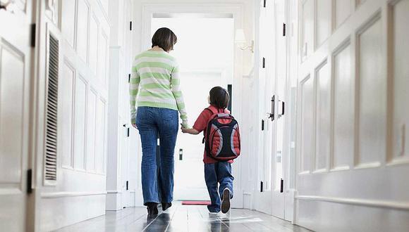 El cambio de colegio es una decisión de padres e hijos