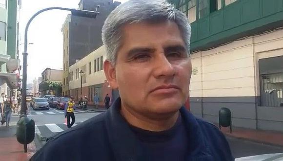 Sereno frustra robo en galería del Cercado de Lima y detiene a ladrones