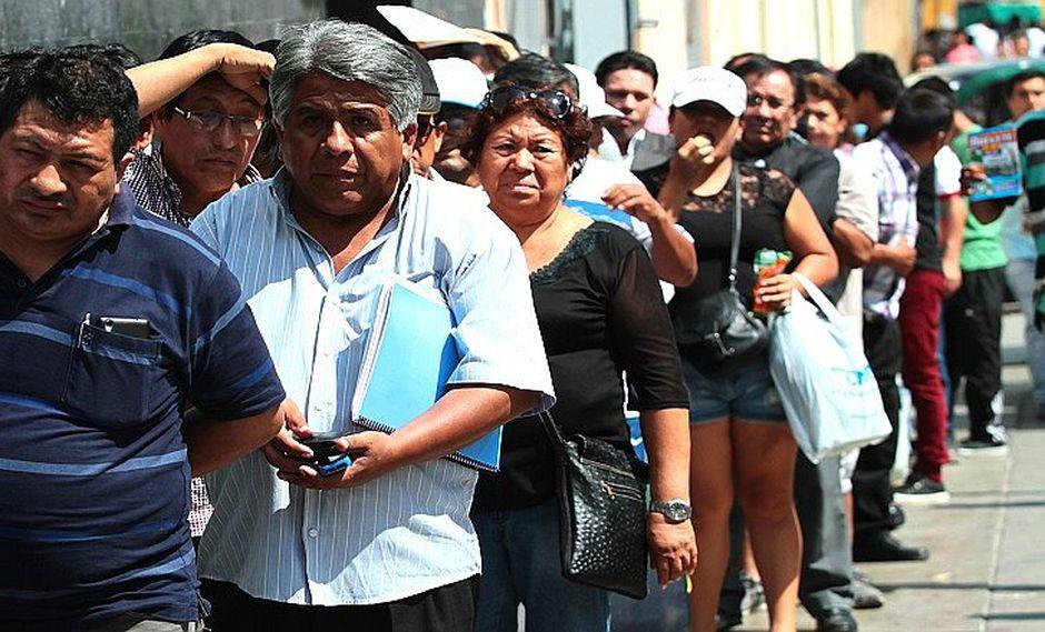 Fonavi: Ex aportantes de la séptima lista cobrarán antes de 28 de julio