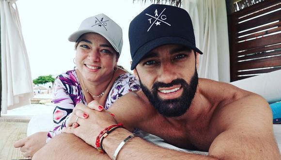 Adamari Lopez y Toni Costa: su reacción ante los rumores de separación. (Foto: @adamarilopez)