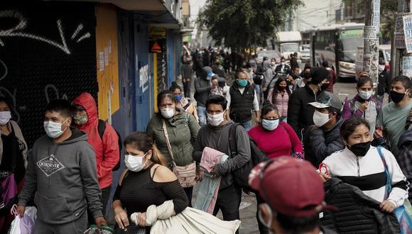 La cantidad de casos confirmados de coronavirus aumentó en las últimas horas, informó el Minsa. (Foto: Leandro Britto/GEC)