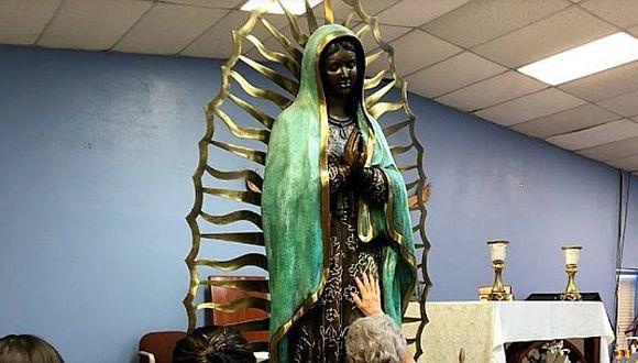 Científicos revelan el misterio de las lágrimas de la Virgen de Guadalupe